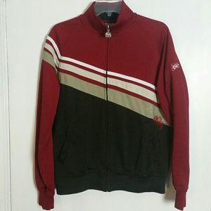 Vintage Billabong Track Jacket M